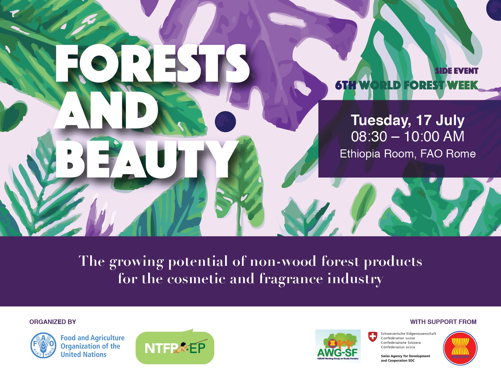 Non-Timber Forest Products - Exchange Programme